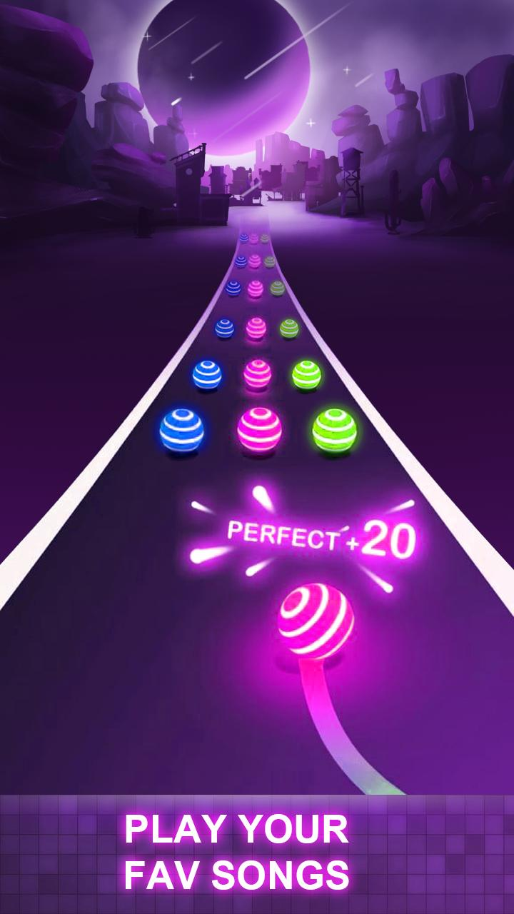 Dancing Road: Color Ball Run! (2020)